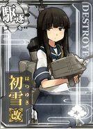 DD Hatsuyuki Kai 203 Card
