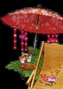 Resort set