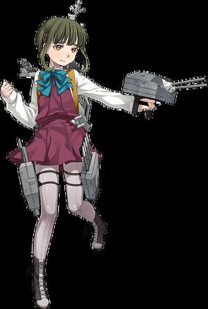 DD Takanami 424 Full