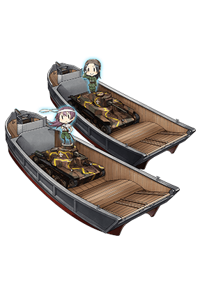 Toku Daihatsu Landing Craft + 11th Tank Regiment 230 Full