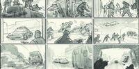 Dead Men Storyboard Images