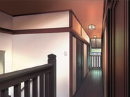 Minase Residence hallway