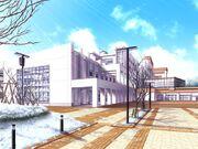 Yuichi's High School