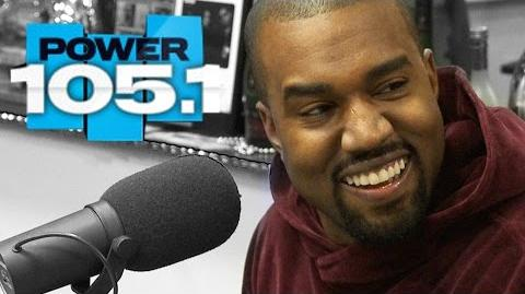 Kanye West Interview The Breakfast Club Power 105.1 February 20, 2015 FULL INTERVIEW