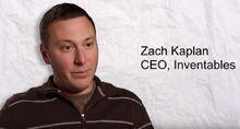 Zach Kaplan inventables