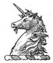 John Vinycomb Unicorn 2
