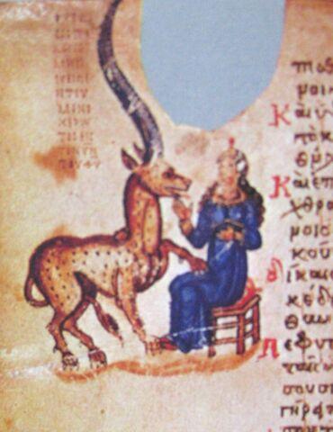 File:Chludov psalter unicorn.jpg