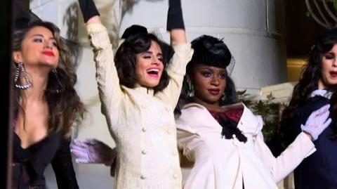 Exclusive Behind-The-Scenes With Fifth Harmony On The 'I'm In Love With A Monster' Music Video