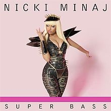 Superbass single cover