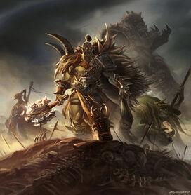 Orcs by iiiari-d7c2add
