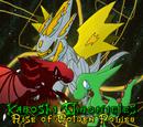 Rise of Golden Power