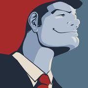 Kartenz Round Mayor Will Campaign Portrait