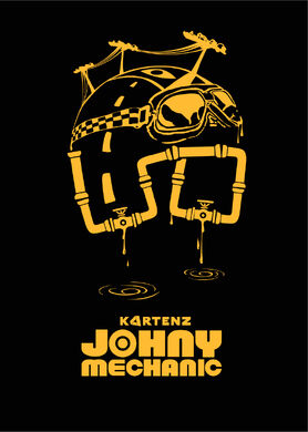 Kartenz Johny Mechanic Movie Poster IMDb