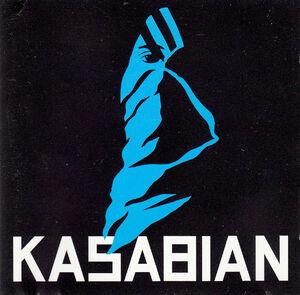 Kasabian CD Album (USA Reissue) - 1