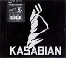 Kasabian CDDVD Album (PARADISE17) - 1