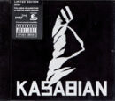 Kasabian CD/DVD Album (PARADISE17)