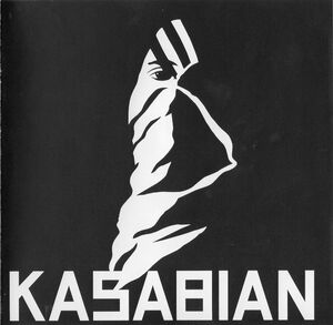 Kasabian CD Album (PARADISE16) - 1