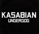 Underdog Black Promo CD