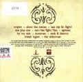 Empire Album Promo CD (PARADISE35) - 5
