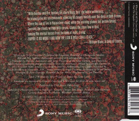 File:Where Did All The Love Go CD Single (PARADISE64) - 3.jpg