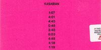 48:13 Pink Album Promo CD