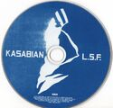 L.S.F. (Lost Souls Forever) Promo CD (PARADISE10) - 3