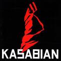 Kasabian CD Album (Europe) - 1