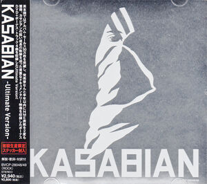 Kasabian CDDVD Album (Japan) - 1