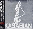 Kasabian CD/DVD Album (Japan)