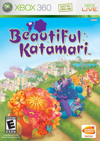 File:Beautiful Katamari box art.jpg