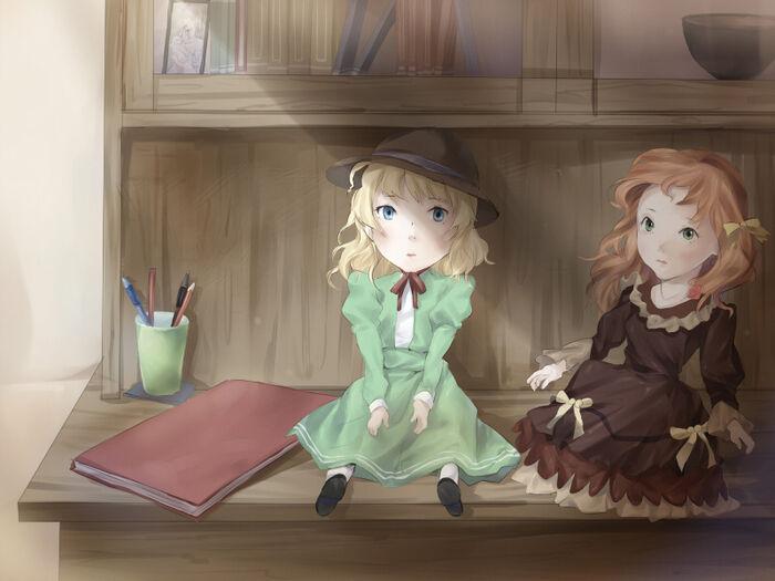 Hanako dolls