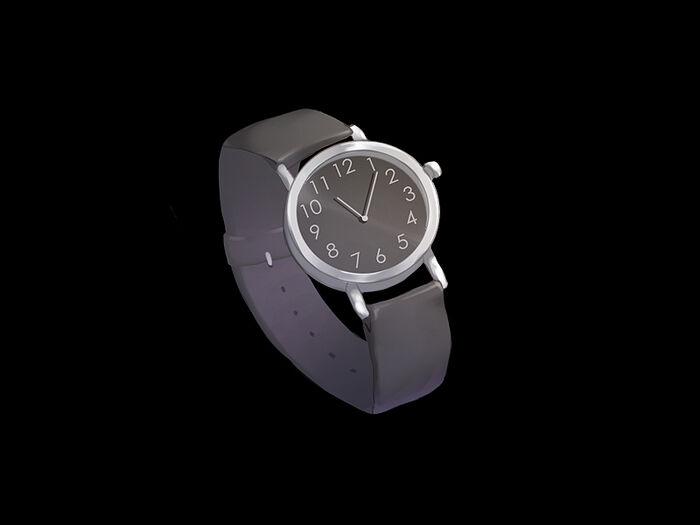 Watch black