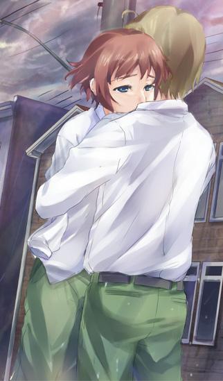 Rin trueend hug