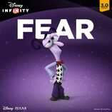 Fear in disney infinity