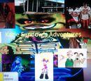 Katie Sandow's Adventures: The New Class