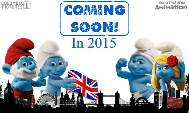 File:The Smurfs 3 2015 London Wallpaper.jpg