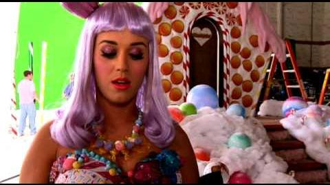 Katy Perry - The Making Of