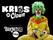 Katy Perry Kris the Clown