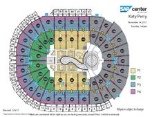 Witness seat map