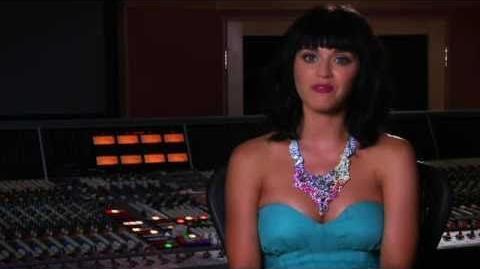 """Katy Perry talks """"Firework"""""""