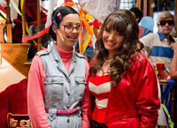 Katy perry with rebecca black