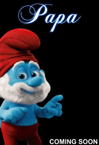 File:The Smurfs 3 2015 (Papa).jpg