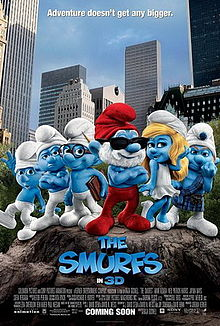 File:The Smurfs promotional poster.jpeg