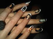 Russell Brand Nails