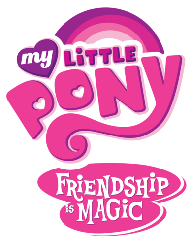 File:My Little Pony Friendship is Magic logo.png