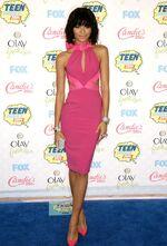 Zendaya at the TCAs 2014