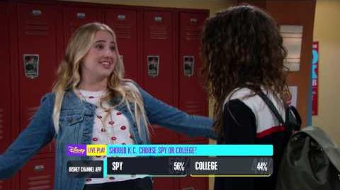 K.C. Undercover - S3, E4 - Web of Lies - Live Play Tutorial - Promo - 1080p HD EXCLUSIVE