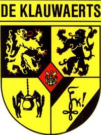 Klauwaerts-schild