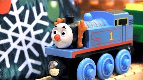 How Gator Stole Christmas Thomas & Friends Wooden Railway Adventures Episode 195