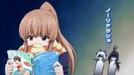 Kazane ignoring others (Anime)